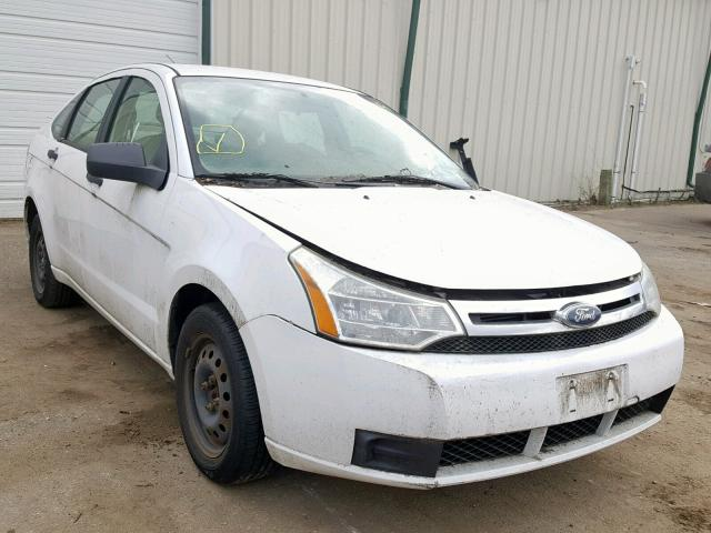 2008 Ford Focus For Sale >> 2008 Ford Focus S Se 2 0l 4 For Sale In Avon Mn Lot 34124119