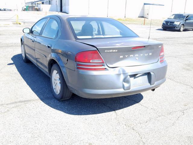 2002 Dodge Stratus Se 2 4L 4 in WA - Pasco