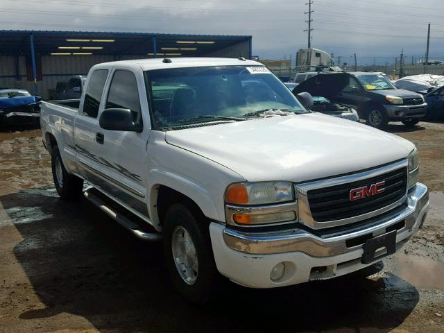 click here to view 2004 GMC NEW SIERRA at IBIDSAFELY