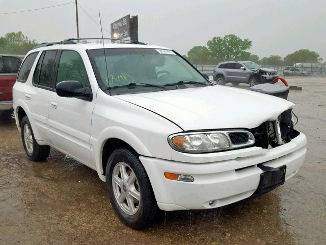 click here to view 2003 OLDSMOBILE BRAVADA at IBIDSAFELY