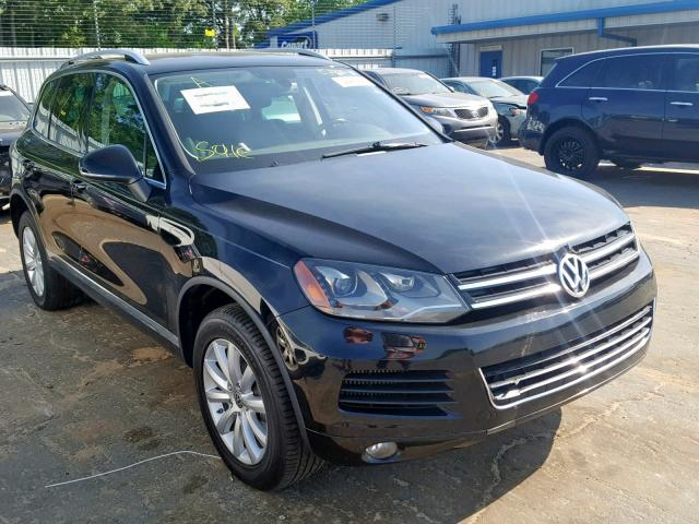 click here to view 2012 VOLKSWAGEN TOUAREG V6 at IBIDSAFELY
