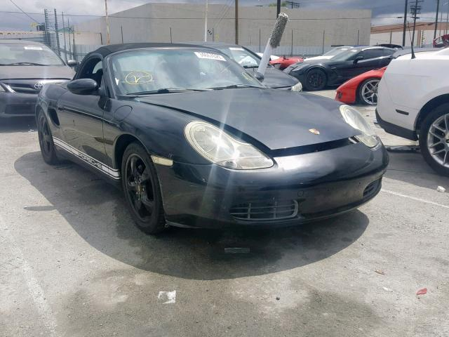 click here to view 2001 PORSCHE BOXSTER at IBIDSAFELY