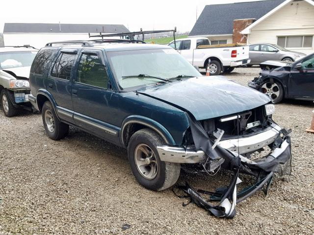 1gncs13w3w2211548 1998 Chevrolet Blazer 4 3l Left View