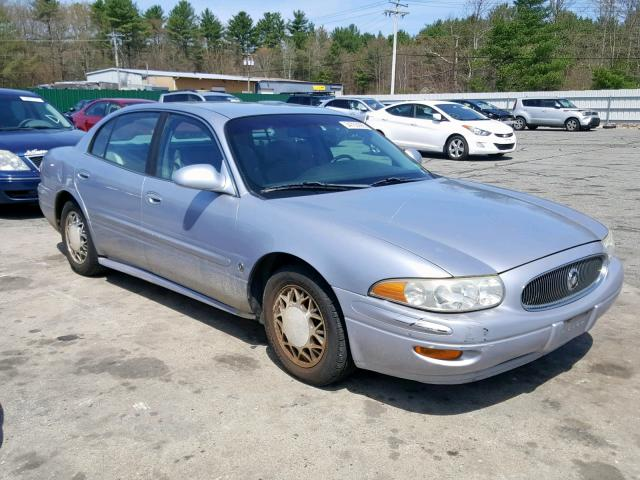 click here to view 2004 BUICK LESABRE CU at IBIDSAFELY