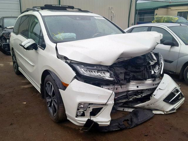 click here to view 2018 HONDA ODYSSEY EL at IBIDSAFELY