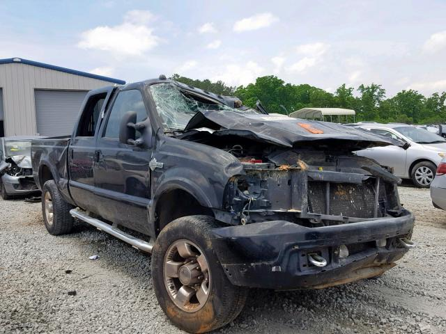 Salvage 2004 Ford F250 SUPER for sale