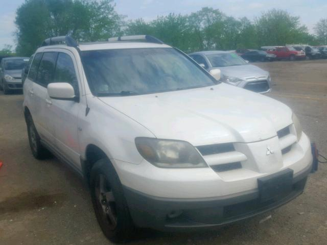 click here to view 2003 MITSUBISHI OUTLANDER at IBIDSAFELY