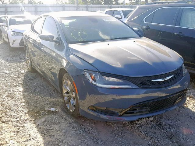 click here to view 2015 CHRYSLER 200 S at IBIDSAFELY