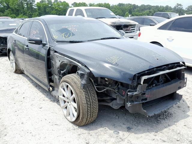 click here to view 2011 JAGUAR XJ BASE at IBIDSAFELY