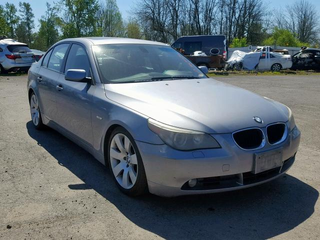 photo BMW 5 SERIES 2004