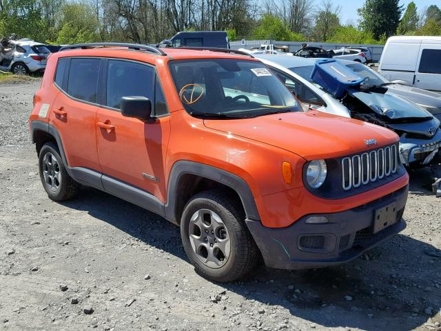 click here to view 2016 JEEP RENEGADE S at IBIDSAFELY