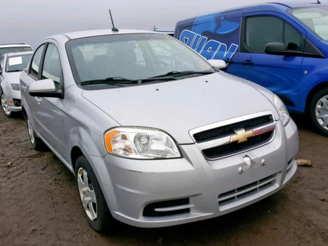 click here to view 2010 CHEVROLET AVEO LS at IBIDSAFELY