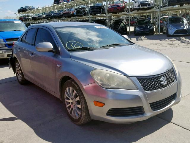 Suzuki Kizashi SE salvage cars for sale: 2010 Suzuki Kizashi SE