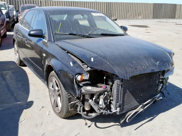 click here to view 2006 AUDI A4 3.2 at IBIDSAFELY