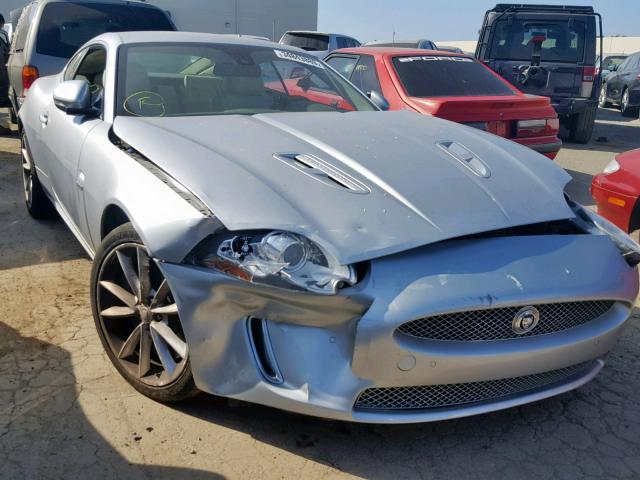 click here to view 2010 JAGUAR XKR at IBIDSAFELY