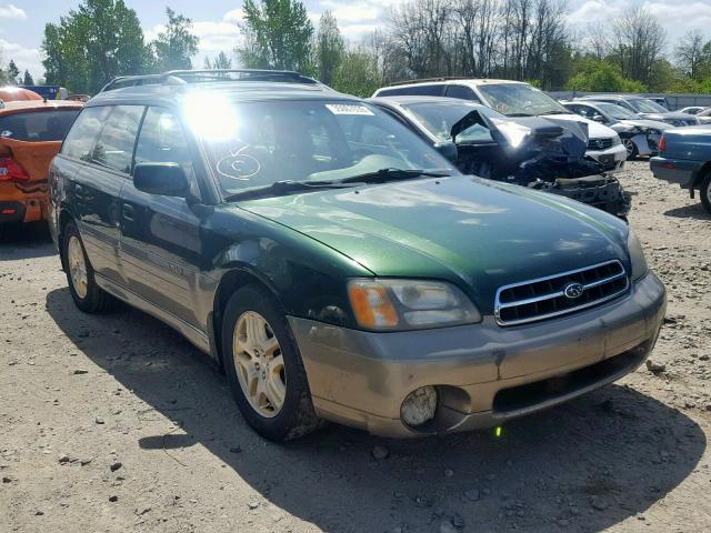 click here to view 2002 SUBARU LEGACY OUT at IBIDSAFELY