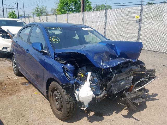 2016 Hyundai Accent Se 1.6L, VIN: KMHCT4AE1GU122791