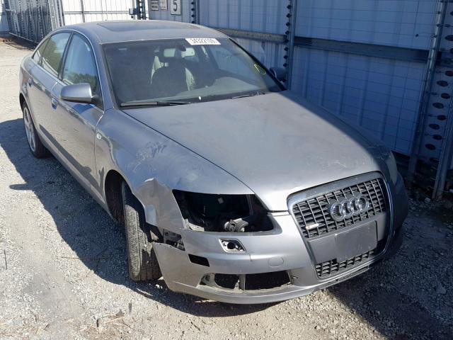 2008 Audi A6 3 2 Qua 3 1l 6 For Sale In Hampton Va Lot 34322109