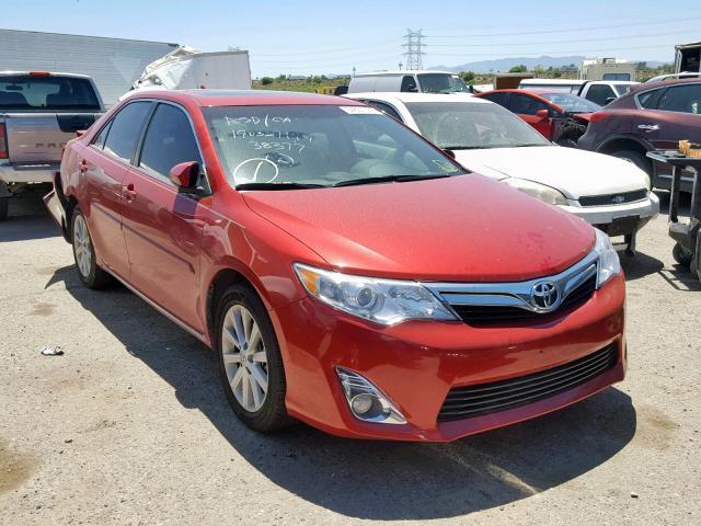 2014 Camry Se For Sale >> 4t1bk1fk1eu549929 2014 Toyota Camry Se In Az Tucson