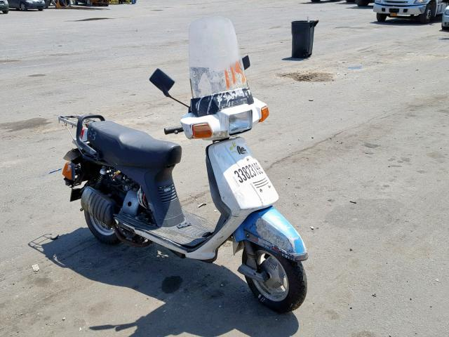 photo YAMAHA SCOOTER 1994