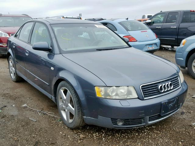 click here to view 2002 AUDI A4 1.8T at IBIDSAFELY