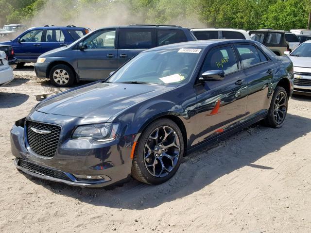 2019 Chrysler 300 S 3 6L 6 in Rental Vehicle Sale