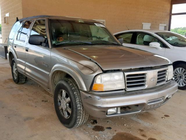 click here to view 2000 OLDSMOBILE BRAVADA at IBIDSAFELY