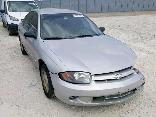 1g1jc52f357182259 2005 Chevrolet Cavalier 2 2l Left View