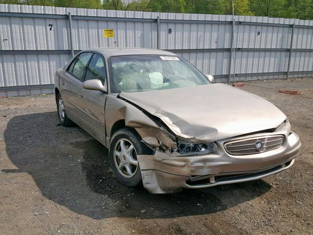 2002 Buick Regal Ls Left Front View Lot 35141669