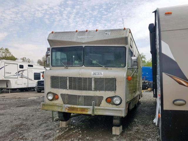 1973 WINNEBAGO CHEFTIN, 3340602341184 - Sale Record
