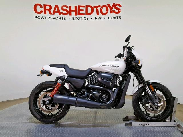 click here to view 2018 HARLEY-DAVIDSON XG750A STR at IBIDSAFELY