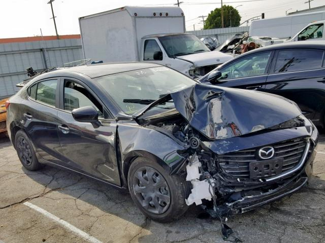 Mazda Dealership San Diego >> 2017 Mazda 3 Sport Photos Ca San Diego Salvage Car