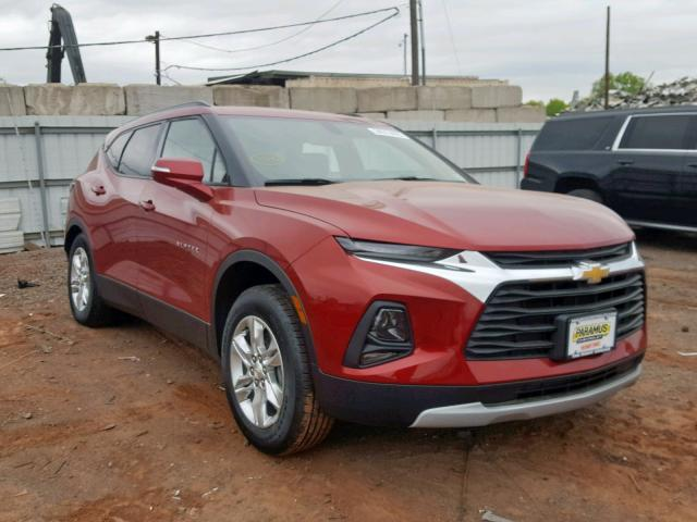 click here to view 2019 CHEVROLET BLAZER LT at IBIDSAFELY