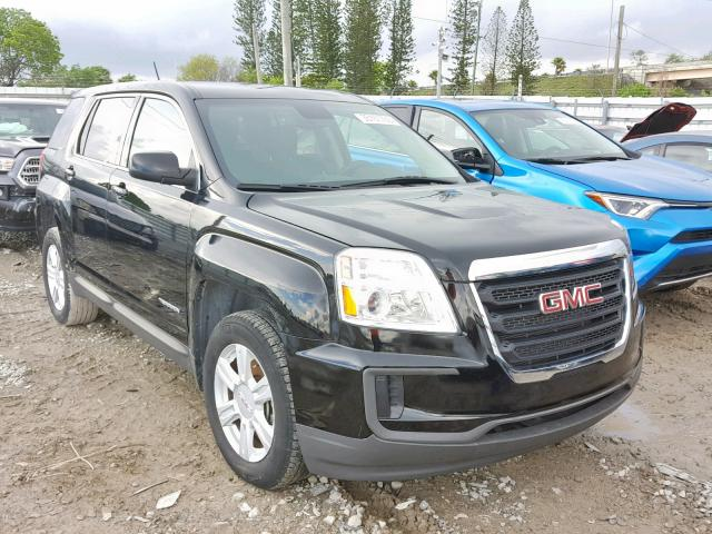 click here to view 2016 GMC TERRAIN SL at IBIDSAFELY