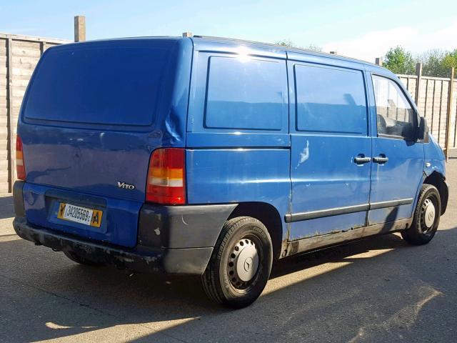 Photos for 2001 MERCEDES BENZ VITO 108 C - Salvage Car ...