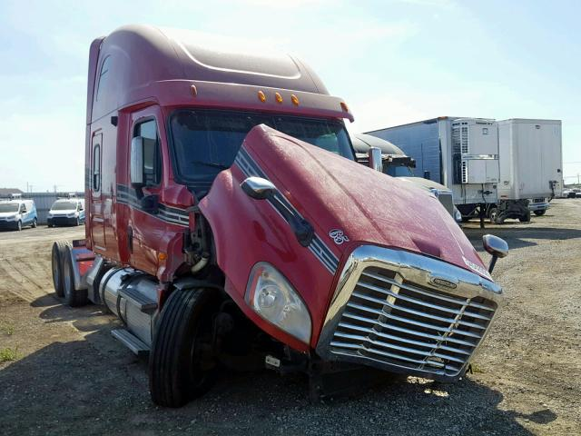 click here to view 2011 FREIGHTLINER CASCADIA 1 at IBIDSAFELY