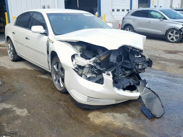Buick salvage cars for sale: 2008 Buick Lucerne CX