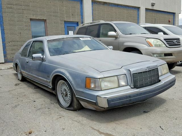 click here to view 1990 LINCOLN MARK VII L at IBIDSAFELY