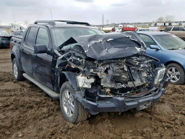 2008 FORD EXPLORER SPORT TRAC XLT Photos | MT - BILLINGS - Salvage