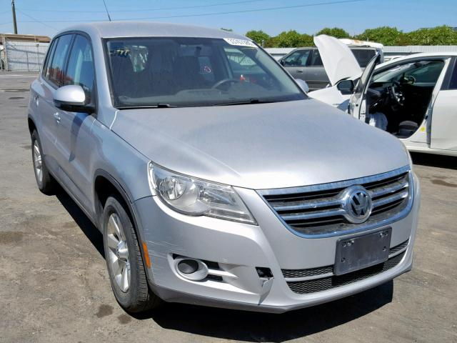 click here to view 2010 VOLKSWAGEN TIGUAN SE at IBIDSAFELY