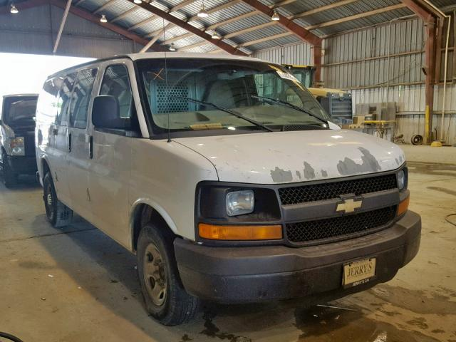 click here to view 2012 CHEVROLET EXPRESS G2 at IBIDSAFELY