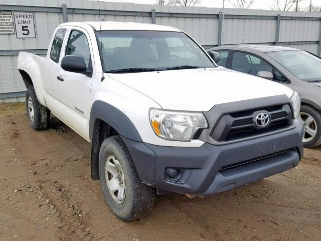 Salvage 2012 Toyota TACOMA ACC for sale