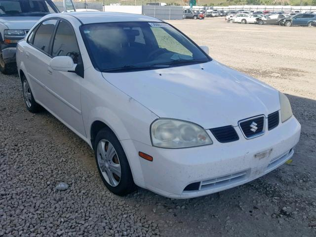 click here to view 2005 SUZUKI FORENZA S at IBIDSAFELY