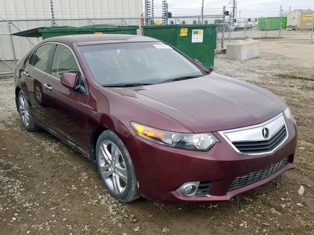 click here to view 2012 ACURA TSX TECH at IBIDSAFELY