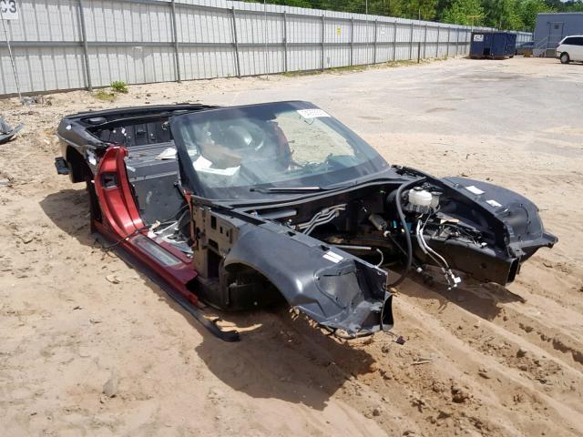 Salvage 2013 Chevrolet CORVETTE 4 for sale