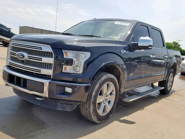 2015 FORD F150 SUPERCREW - 2