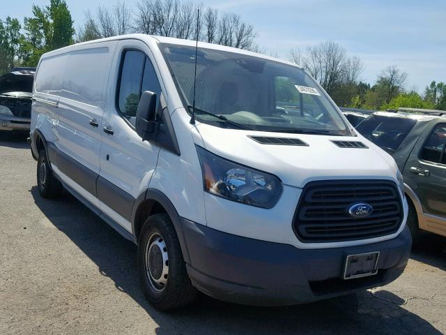Ford Transit T salvage cars for sale: 2015 Ford Transit T