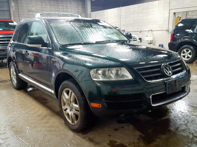 click here to view 2005 VOLKSWAGEN TOUAREG 4. at IBIDSAFELY