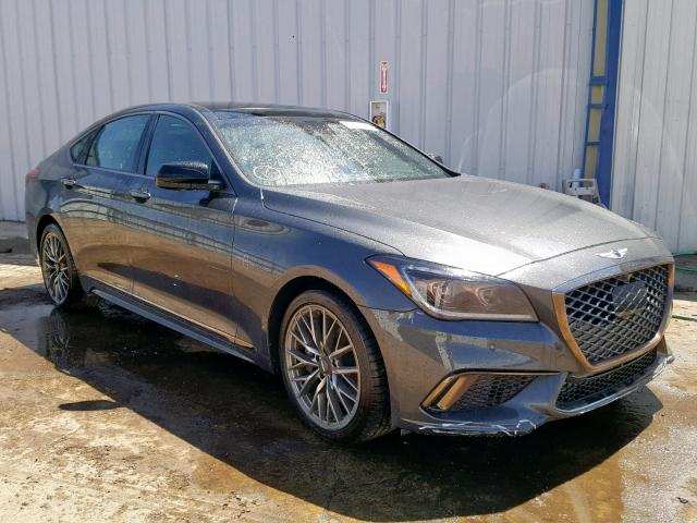 click here to view 2018 GENESIS G80 SPORT at IBIDSAFELY