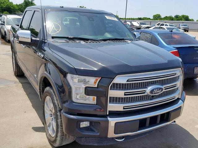 2015 FORD F150 SUPERCREW - 9
